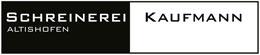 Kaufmann Schreinerei AG Logo